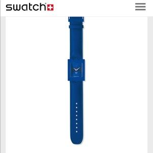 Exclusive Vintage Swatch Watch Flipped Out SUFZ101